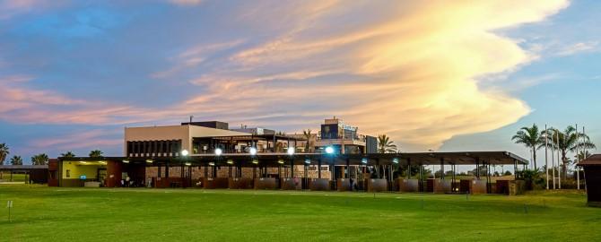 Driving Range sunset – Roda Golf