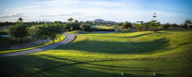 Hole 9 – Roda Golf