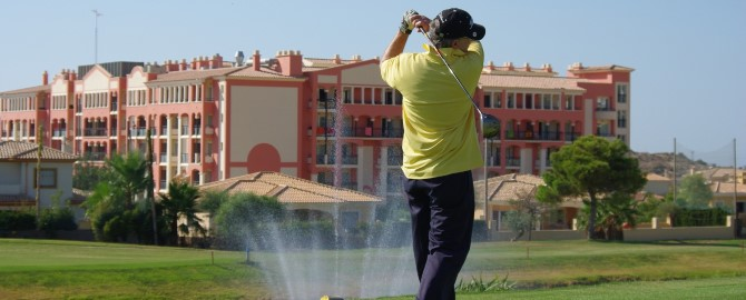 Foto Golf y Hotel – small